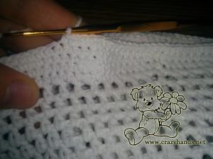 how to crochet baby summer hat cap