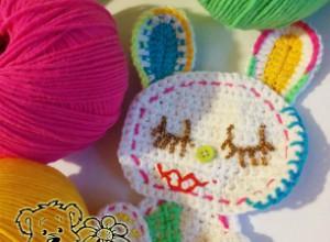Funny Crochet Bunny Pattern