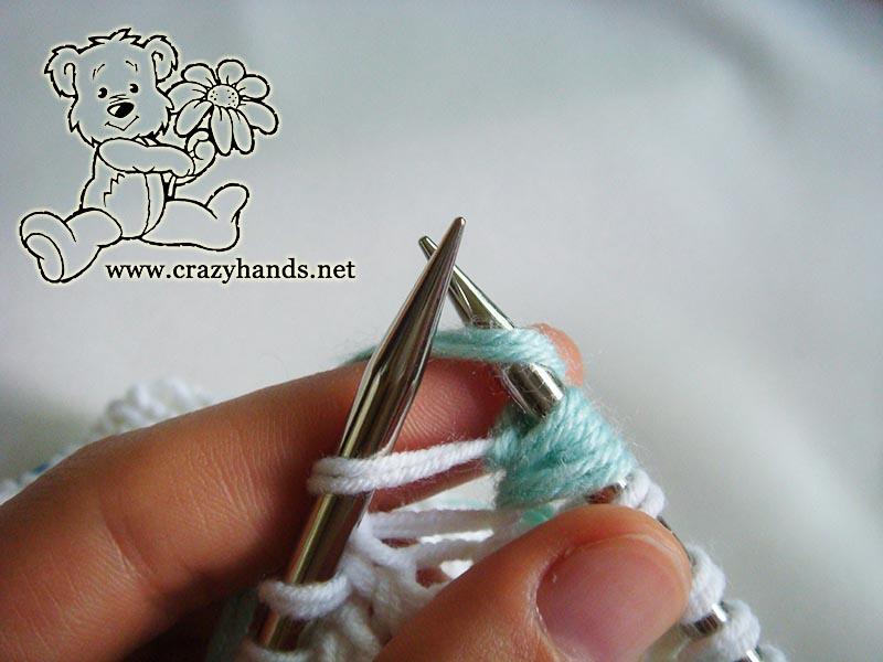 Baby Raglan Sweater Pattern: Seamless, Bottom-Up · Crazy Hands Knitting