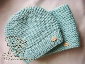 free infinity knit scarf pattern for babies