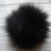 Black pom pom (tail)