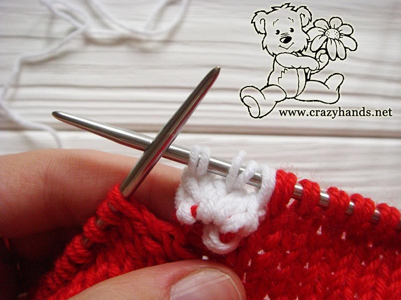 Knit Santa Hat Pattern Images - knitting patterns free download