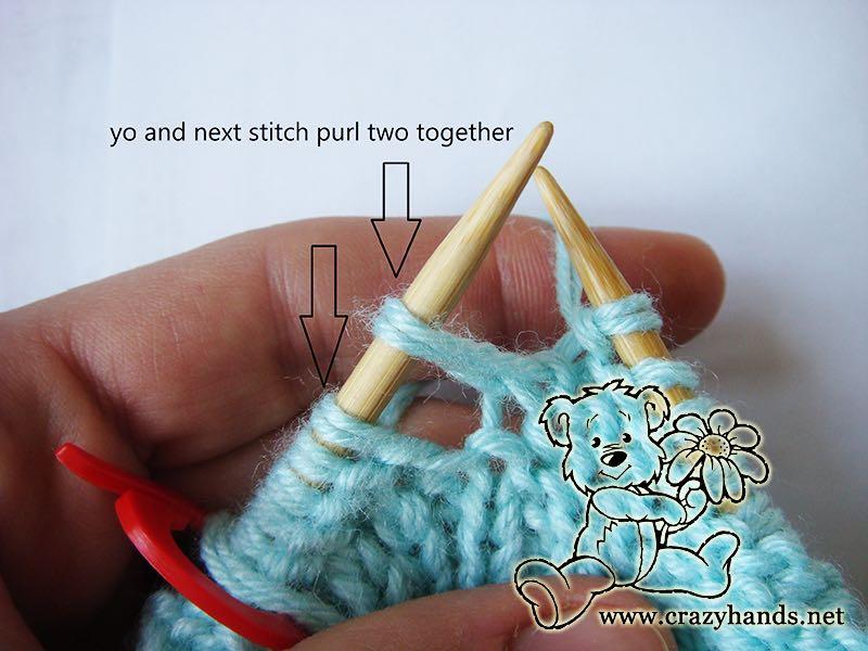working-short-rows-of-top-down-raglan-sweater-row-4